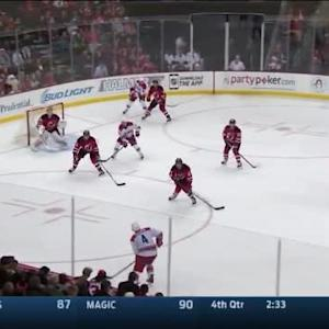 Ron Hainsey Goal on Cory Schneider (11:59/3rd)