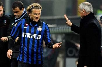 Forlan: I wasn't welcome at Inter