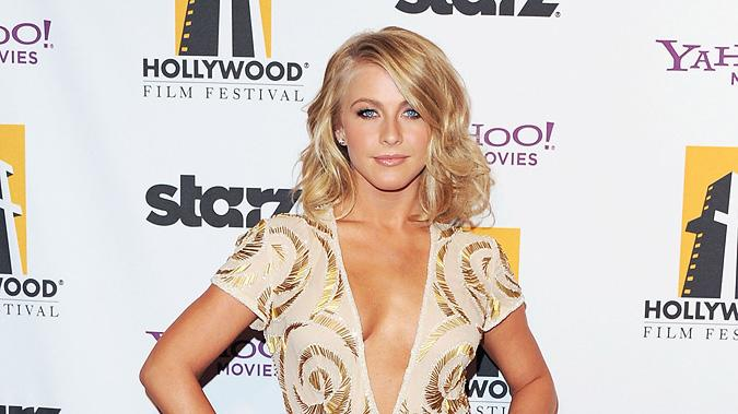 15th Annual Hollywood Film Awards Julianne Hough