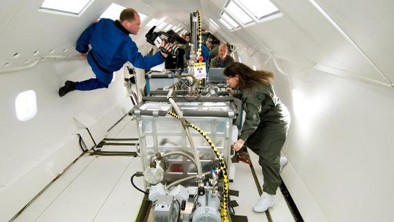 Made-in-Space Parts Could Become Space Travel's New Norm