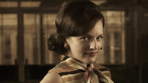Elizabeth Moss as Peggy in 'Mad Men' Season 5 -- AMC