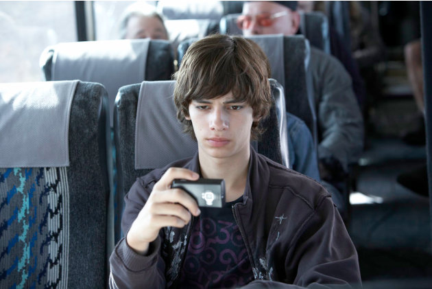 Devon Bostick Adoration Production Stills Sony Pictures Classics 2009