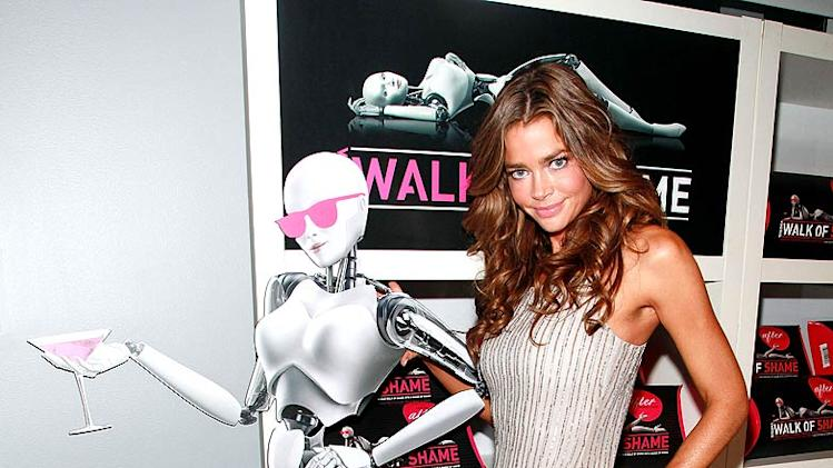 Denise Richards Svedka Party
