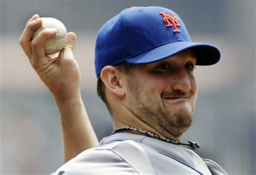 Jonathon Niese leads Mets over Pirates 3-1