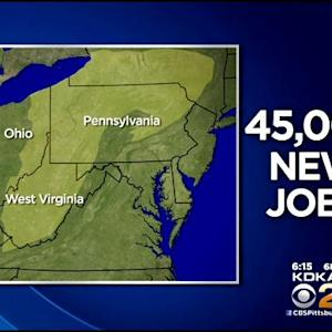 Study: Marcellus Shale Created 45,000 Trade Jobs