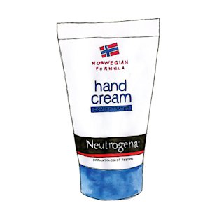 Neutrogena Norwegian Formula Hand Cream, Jan 13, p38