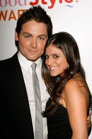 Kevin Zegers and Jaime Feld arrive at Hollywood Life?s 5th annual Hollywood Style Awards presented by Nikon held at the Pacific Design Center on October 12, 2008 in West Hollywood -- Getty Premium