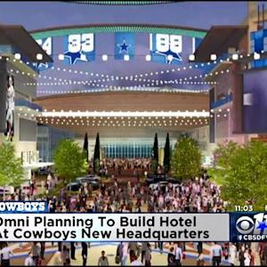 Omni Plans New Hotel At Cowboys HQ In Frisco