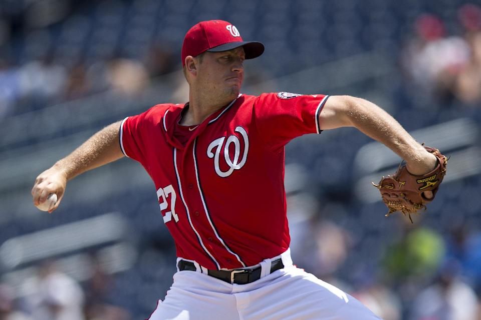 Zimmerman homers, Nationals edge Mets 2-1