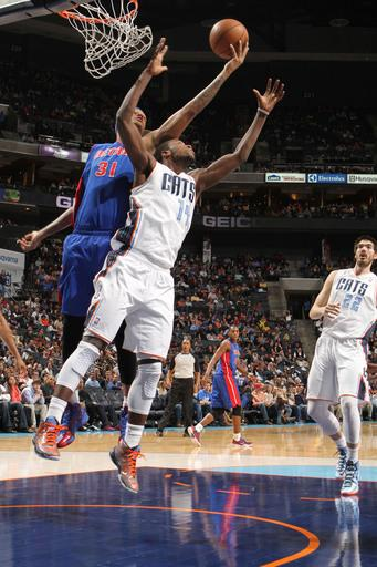 Pistons beat Bobcats 92-91 to snap losing streak