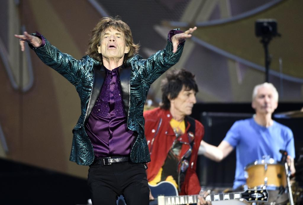 Rolling Stones announce live shows in US