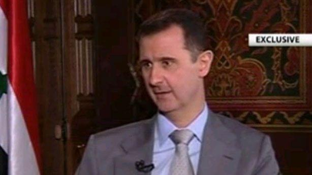 Bashar al-Assad Says 'I Will Live and Die in Syria'