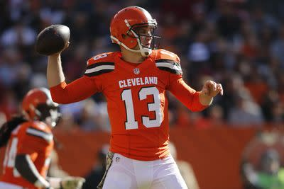 Fantasy football projections, Week 12: Ravens-Browns featuring Javorius Allen, Josh McCown, and Gary Barnidge
