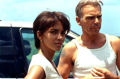 Halle Berry and Billy Bob Thornton in Lions Gate's Monster's Ball