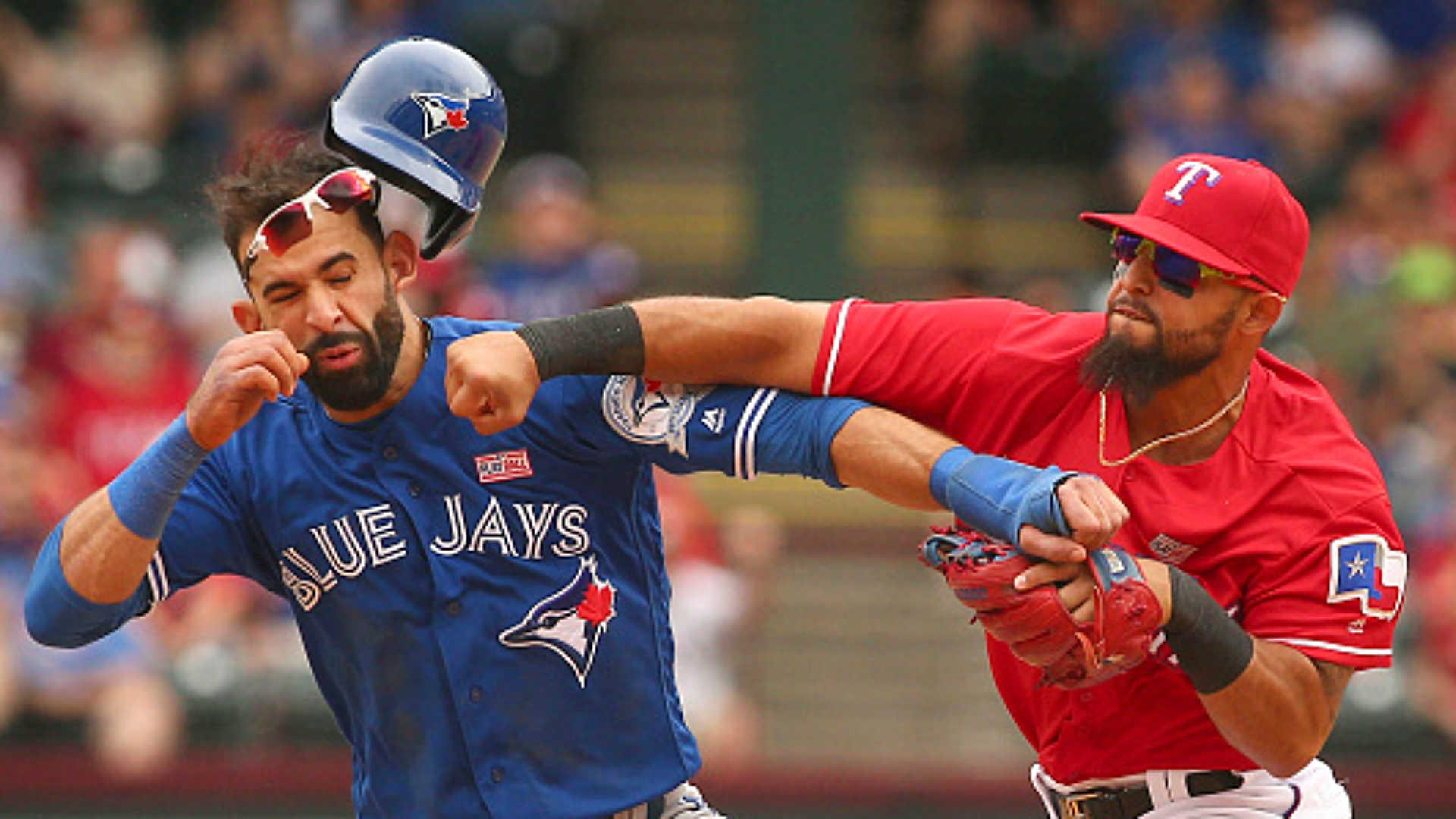 Rangers' Rougned Odor knows he's 'not a dirty player' despite brawl