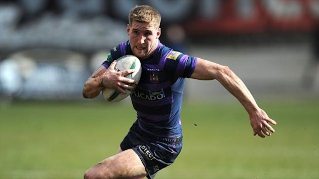Sam Tomkins was in inspired form for Wigan