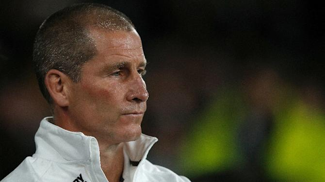 England's head coach Stuart Lancaster's future is in doubt after his team's loss to Australia