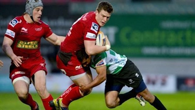 Scarlets were humbled by Benetton Treviso