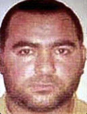FILE - This undated photo posted by the U.S. State Department in their Rewards for Justice website on June 18, 2014 shows Abu Bakr al-Baghdadi, leader of the Islamic State of Iraq and the Levant (ISIL). The leader of the extremist group that has swept over much of northern Syria and Iraq called on Muslims Tuesday, July 1, 2014 to immigrate to the territory his group has seized to help build an Islamic state. The 19-minute audiotape from Abu Bakr al-Baghdadi comes two days after his organization, the Islamic State of Iraq and the Levant, unilaterally declared the establishment of an Islamic state, or caliphate, in the land it controls. It also proclaimed al-Baghdadi the caliph, and demanded that all Muslims around the world pledge allegiance to him.(AP Photo/U.S. State Department Rewards for Justice, File)