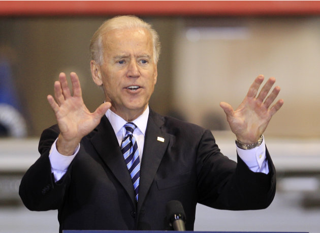 Biden Attacks Romney Tenure As Venture Capitalist