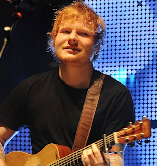 Ed Sheeran Denies Snubbing Parents From Attending Grammy Awards