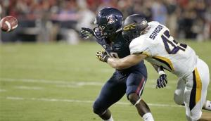 Scott scoots Arizona over Toledo 24-17 in OT