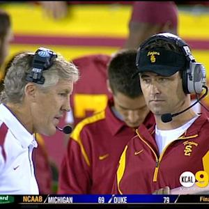 Steve Sarkisian Officially Introduced As New USC Coach