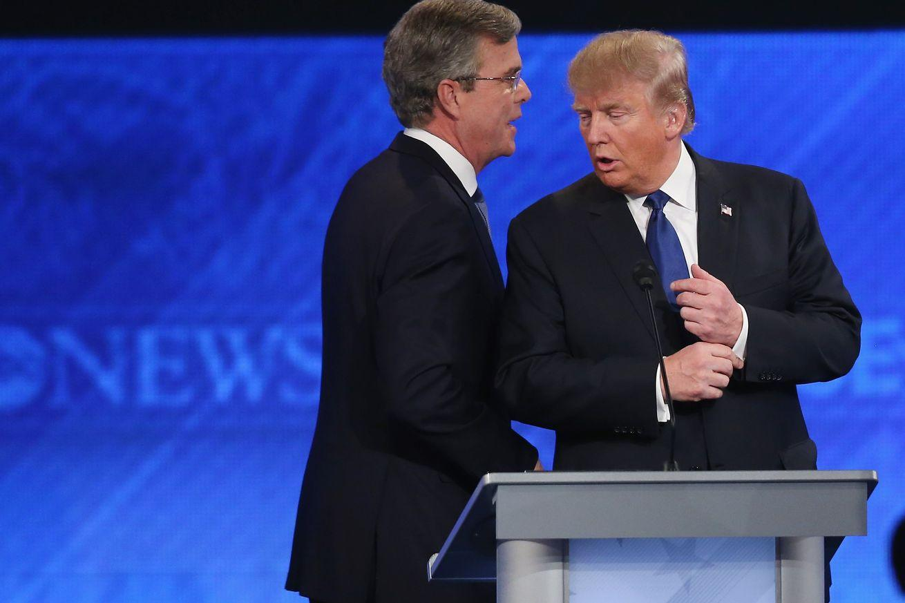 2 winners and 3 losers from Saturday night's Republican debate