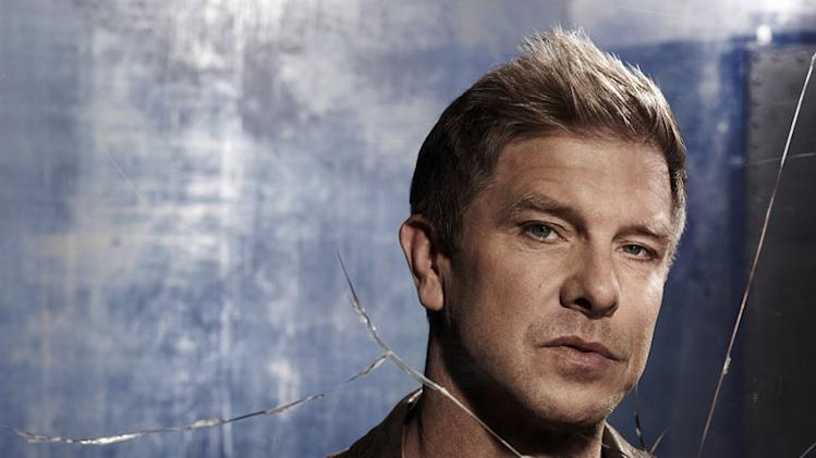 "Kenny Johnson stars as Matt Webb in ""Prime Suspect."""