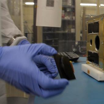 World's Smallest Space Telescopes Launching Monday