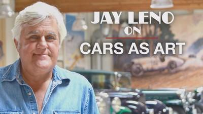 Jay Leno on collecting cars like artwork