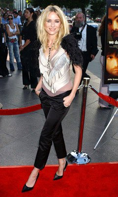 Naomi Watts at the Hollywood premiere of Warner Independent Pictures' We Don't Live Here Anymore