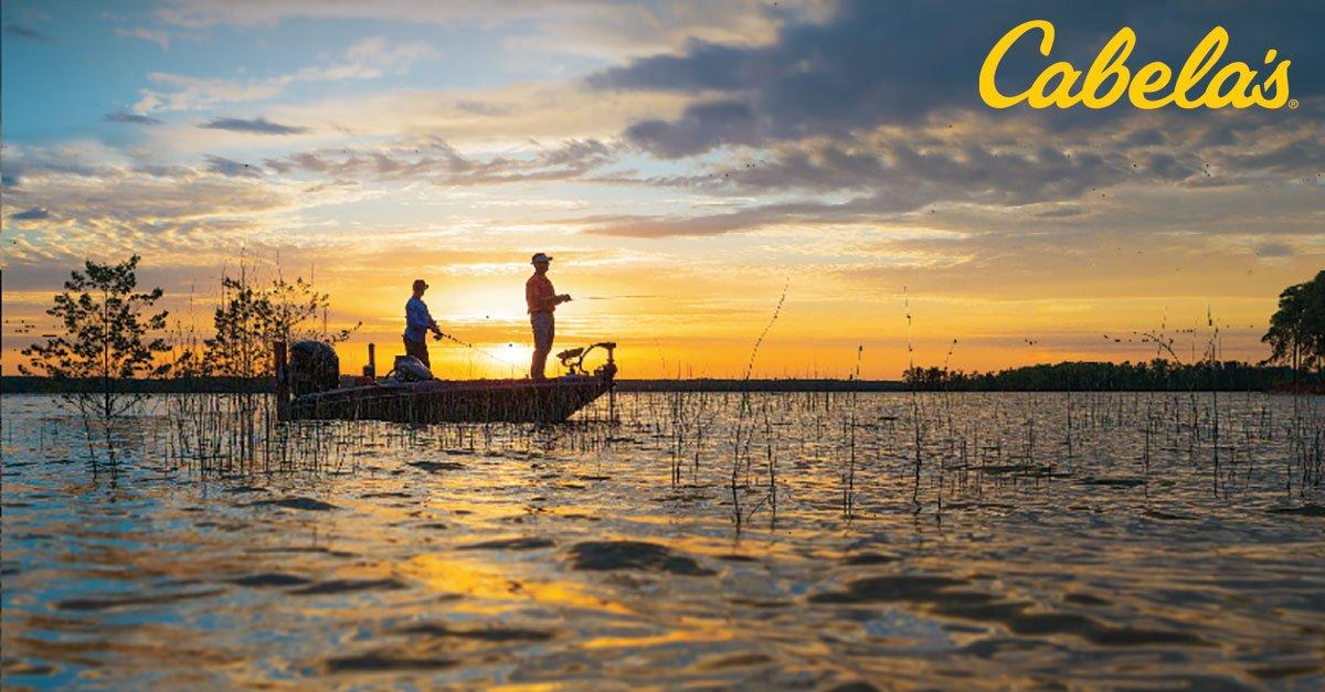Check out Fishing Gear at Cabela's Tackle Box