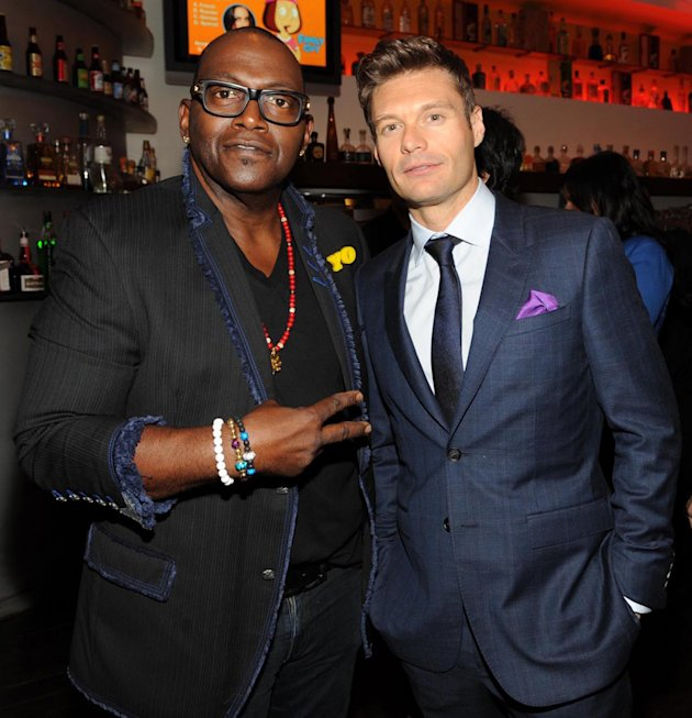 Randy Jackson and Ryan Se …