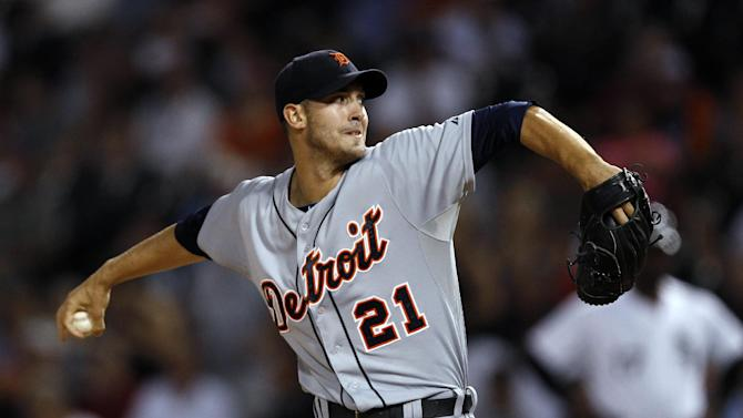 Porcello, Fielder Lead Tiger Past White Sox 9-1