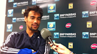 Tennis 2014 Indian Wells Fabio Fognini