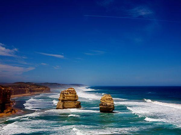 Twelve Apostles on Great Ocean Road