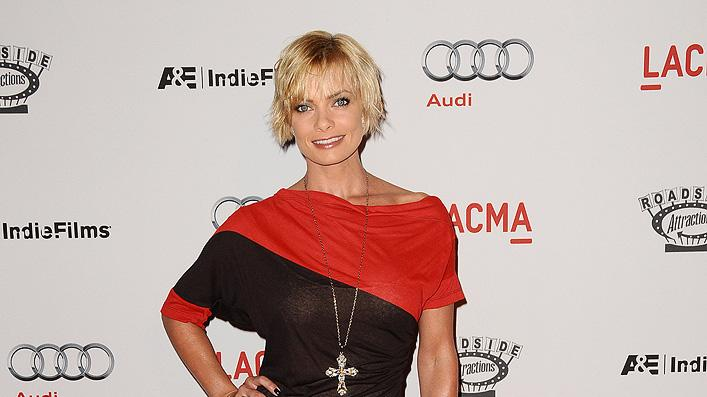 The September Issue LA Premiere 2009 Jaime Pressly