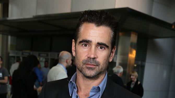 "Colin Farrell seen at Participant Media Special Los Angeles Screening of ""Kahlil Gibran's The Prophet"" held at LACMA's Bing Theater on Wednesday, July 29, 2015, in Los Angeles. (Photo by Eric Charbonneau/Invision for Participant Media/AP Images)"