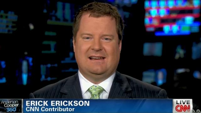 Erick Erickson 'Prayerfully Considering' Primary Run Against Sen. Saxby Chambliss