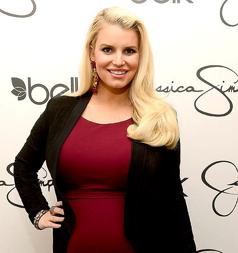 Jessica Simpson Celebrates Second Baby Shower With Pregnant BFF CaCee Cobb, Jessica Alba and Ken Paves