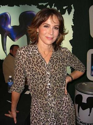 Jennifer Grey joins Melissa Gilbert on the list of injured dancing stars!