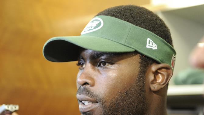 Jets' Vick: 'Not an open competition' vs. Geno