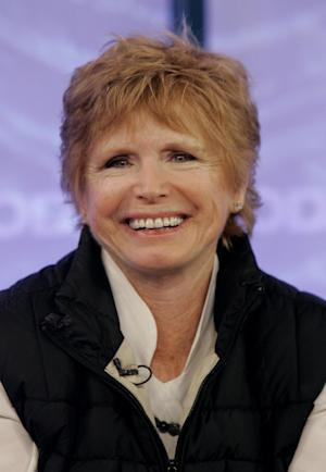 "FILE - In this Feb. 26, 2008 file photo, Bonnie Franklin, of the 1970's sitcom ""One Day at a Time, "" appears with the reunited cast on the the NBC ""Today"" television program in New York. Franklin has been diagnosed with pancreatic cancer, her family said in a statement released by CBS on Monday, Sept. 24, 2012. (AP Photo/Richard Drew, File)"