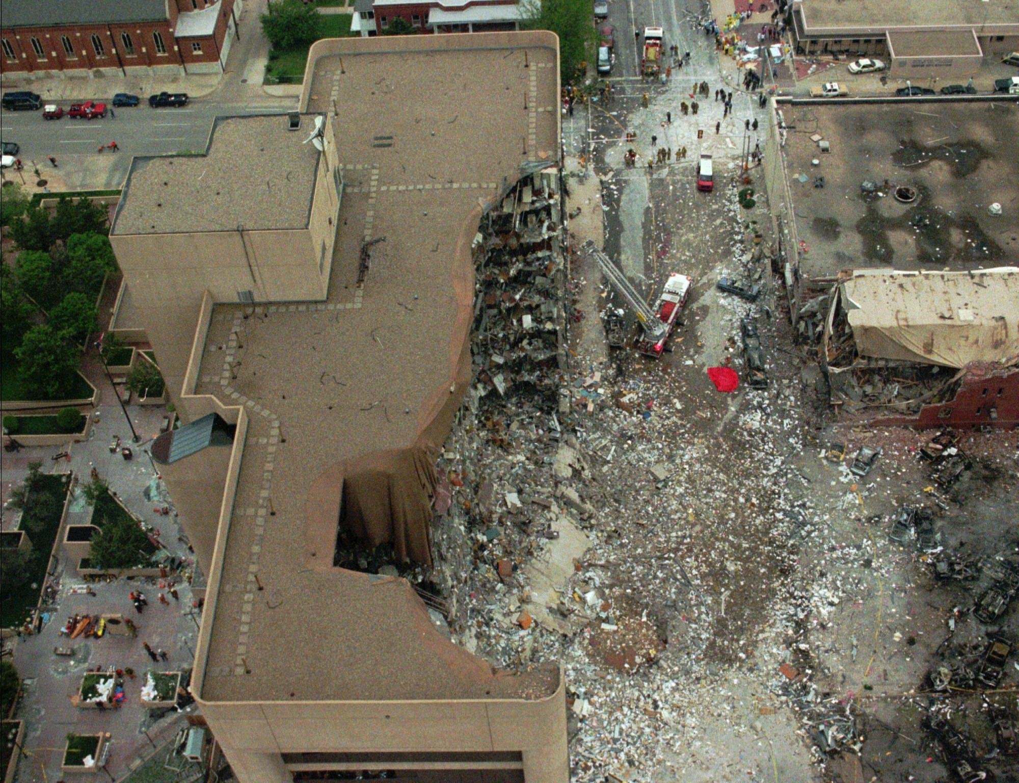 an overview of the ruby ridge waco and the oklahoma city bombing Timothy mcveigh cited both ruby ridge and waco as motivators when he bombed the federal building in oklahoma city in 1995 ruby ridge has been cited often by militia and patriot groups since.