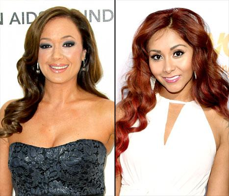 Dancing With the Stars Season 17 Cast: Snooki, Valerie Harper, Leah Remini Among Contestants