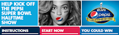 Game on: Brands Tap the Power of the Fans for Super Bowl Sunday image pepsi crowdsourced halftime1