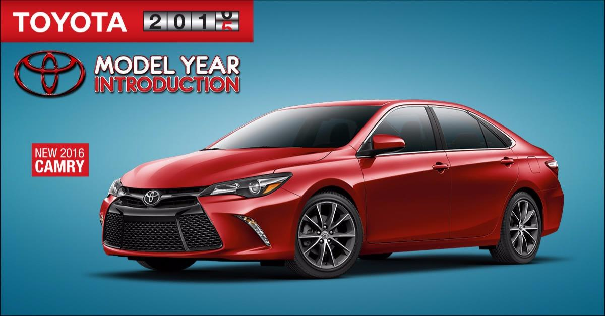 $1250 cash back on new 2016 Camry