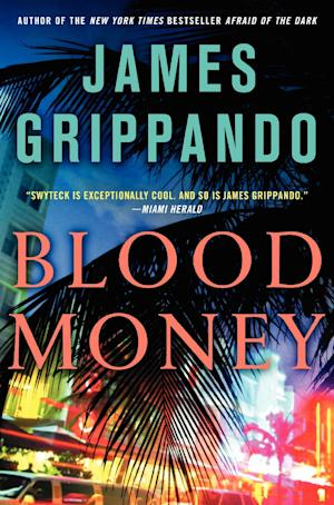 "This book cover image released by Harper shows ""Blood Money,"" by James Grippando. (AP Photo/Harper)"