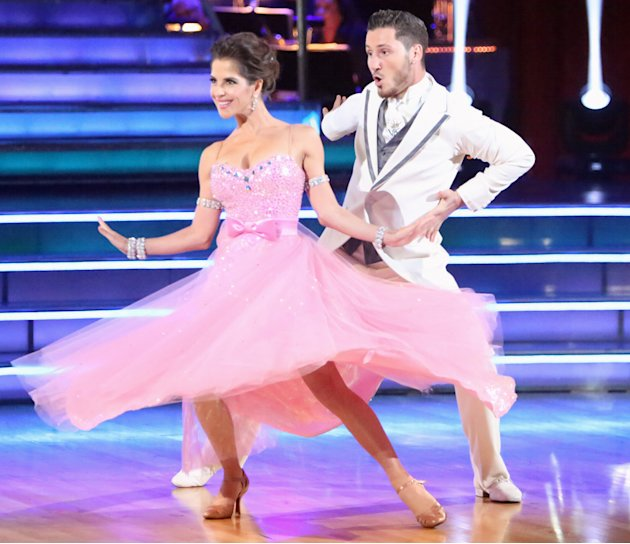 Kelly Monaco and Valentin Chmerkovskiy (10/1/12)